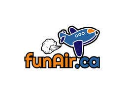 #15 for Design a Logo for FunAir.ca af muhhusniaziz