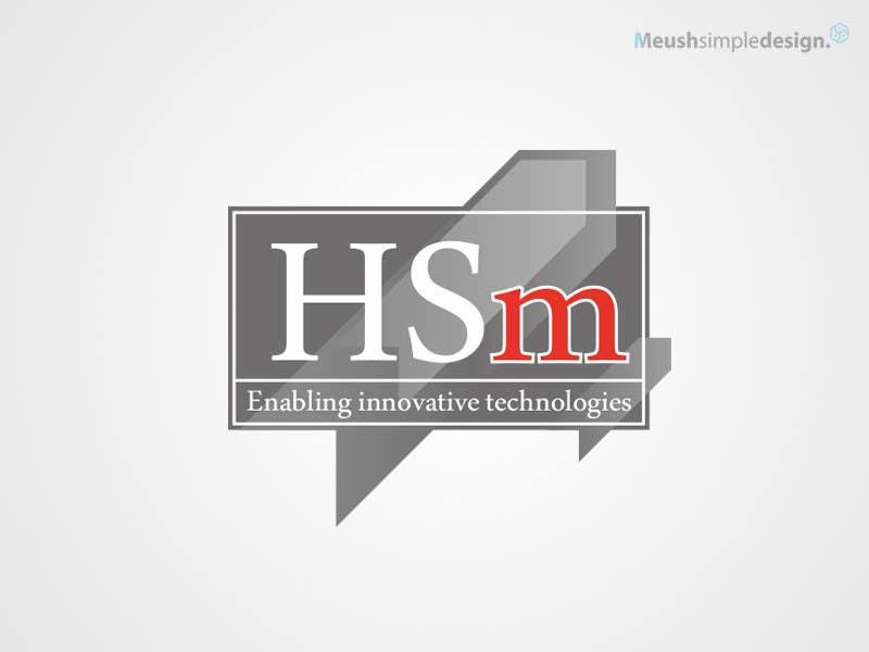 Konkurrenceindlæg #33 for Design a Logo for HSM