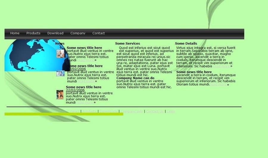 Penyertaan Peraduan #22 untuk Online Marketing Design