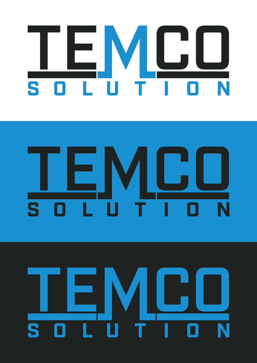 Contest Entry #                                        24                                      for                                         Design a Logo for Temco Solution