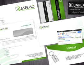 #39 untuk Design some Stationery for an IT Company, logo and colours provided oleh eb007
