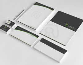 #21 untuk Design some Stationery for an IT Company, logo and colours provided oleh timedsgn