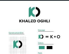 """#1162 for """"Khaled oghli"""" logo branding by deenarajbhar"""