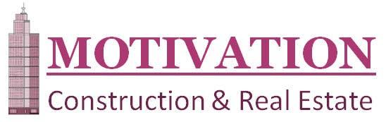 Konkurrenceindlæg #                                        7                                      for                                         Design a Logo for Construction & Real Estate