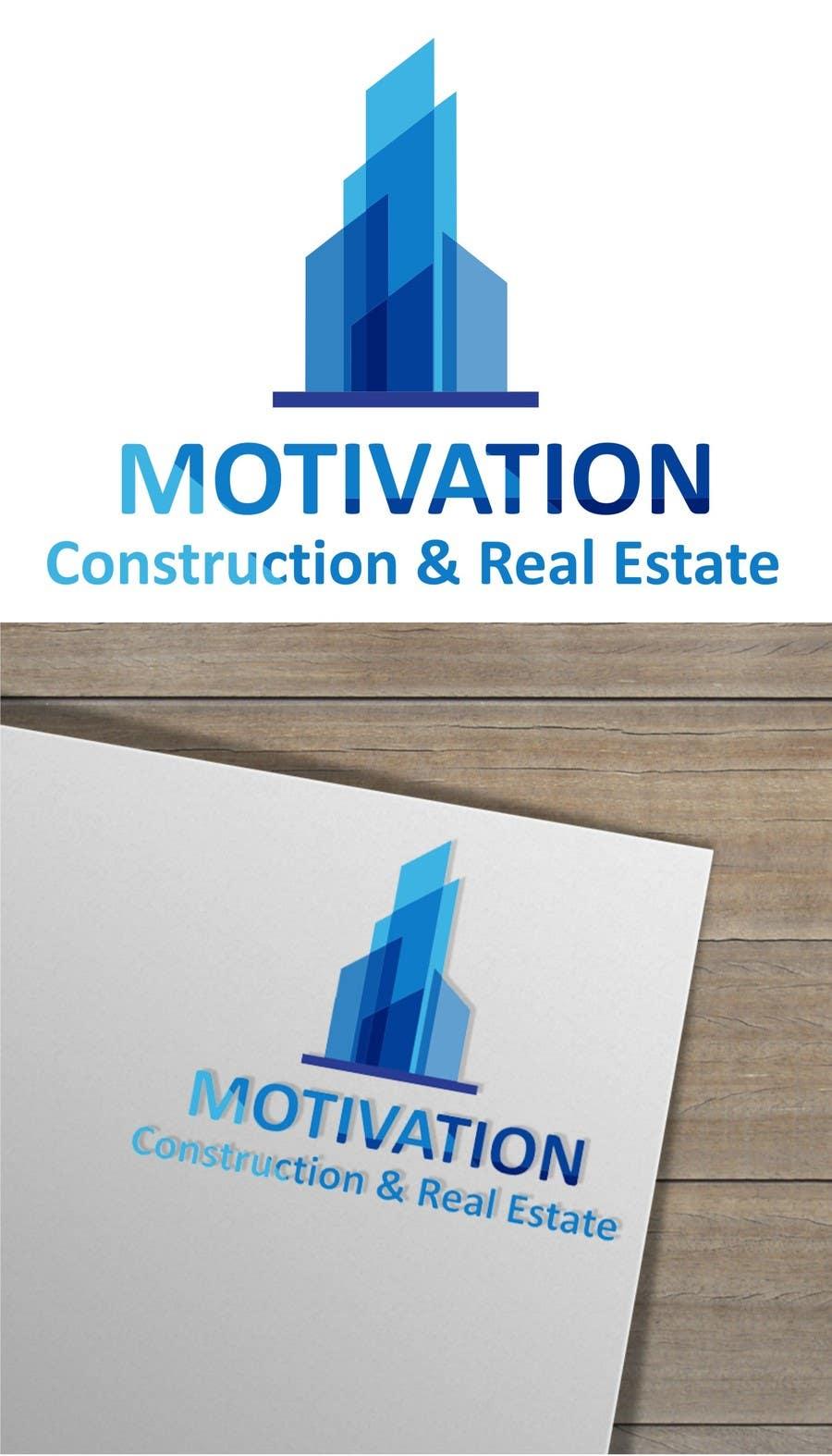 Konkurrenceindlæg #                                        8                                      for                                         Design a Logo for Construction & Real Estate