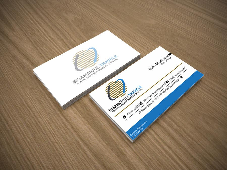 Contest Entry #                                        1                                      for                                         Design a letterhead and business cards for a travel consultantcy