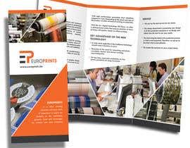 #27 untuk Ontwerp een Brochure for Europrints oleh rinkacheong