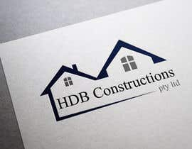 #22 for Design a Logo for HDB Constructions pty ltd af Carlitacro