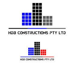 #17 for Design a Logo for HDB Constructions pty ltd af smsasony