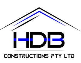 #19 for Design a Logo for HDB Constructions pty ltd af smsasony