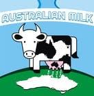 Graphic Design Inscrição do Concurso Nº13 para Design a Logo for an Australian Milk dairy looking to exporting milk