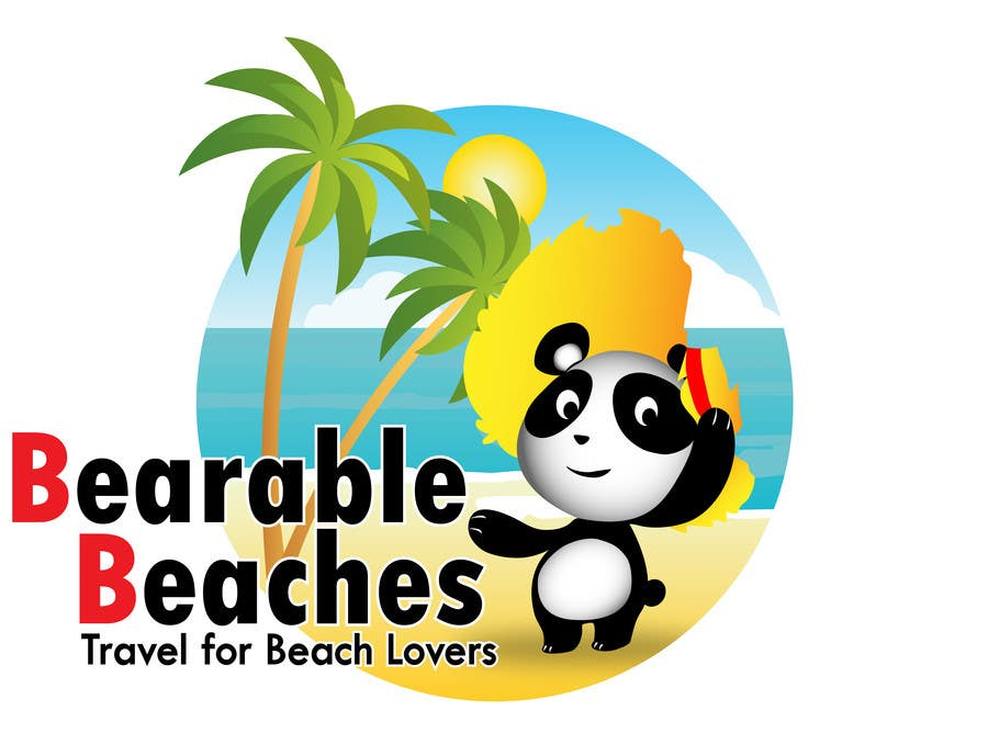 Contest Entry #75 for Design a Logo for Bearable Beaches
