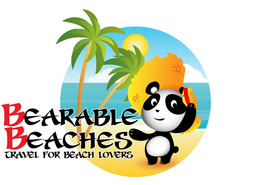 Contest Entry #87 for Design a Logo for Bearable Beaches