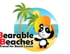 #120 para Design a Logo for Bearable Beaches por BlueMonkeyStudio