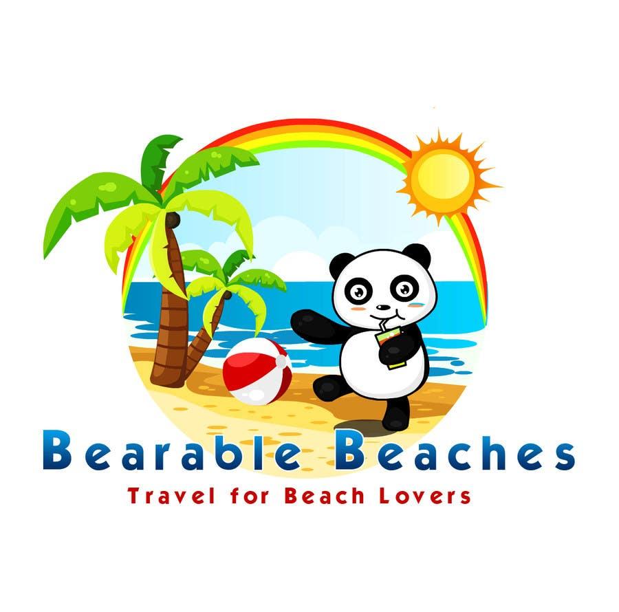 Logo Design Contest Entry #109 for Design a Logo for Bearable Beaches