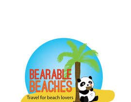#123 para Design a Logo for Bearable Beaches por ccaste