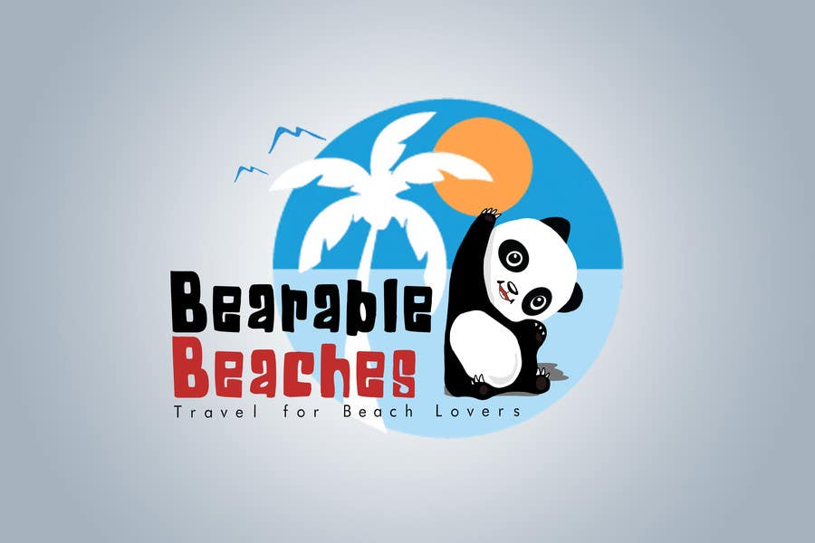 Contest Entry #101 for Design a Logo for Bearable Beaches