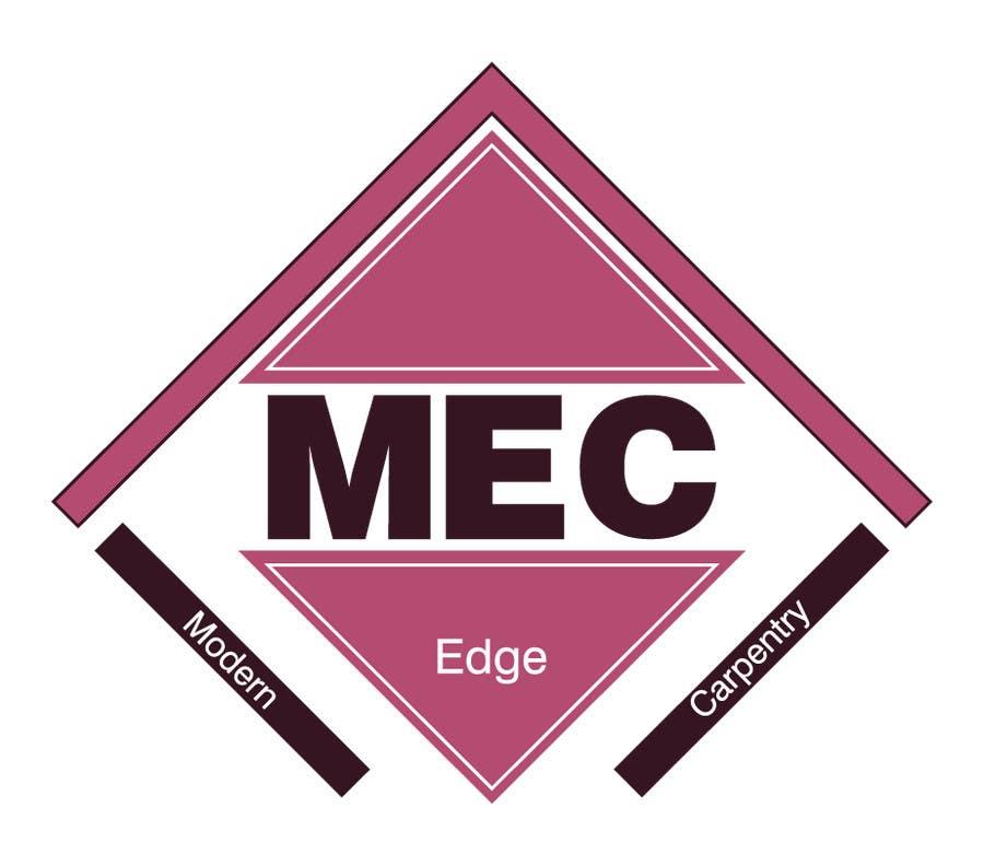 Konkurrenceindlæg #                                        51                                      for                                         Design a Logo for Modern Edge Carpentry