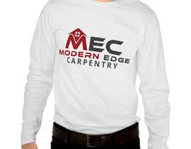 nº 64 pour Design a Logo for Modern Edge Carpentry par Renovatis13a