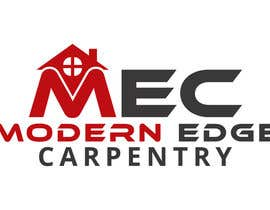 nº 65 pour Design a Logo for Modern Edge Carpentry par Renovatis13a