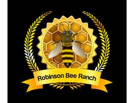 #63 for Design a Logo for Robinson Bee Ranch by arafinchowdhury