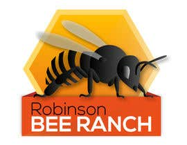 #47 for Design a Logo for Robinson Bee Ranch af MGDesign83