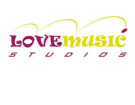 nº 25 pour Design a Logo for Love Music Studios par jamjardesign
