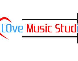 nº 27 pour Design a Logo for Love Music Studios par avirath