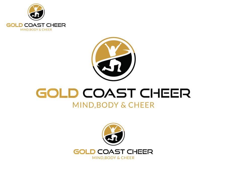 Inscrição nº 88 do Concurso para Design a Logo for Gold Coast Cheer