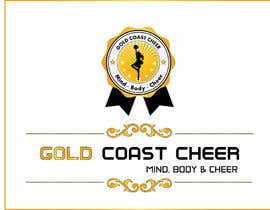 BUCURIA tarafından Design a Logo for Gold Coast Cheer için no 77