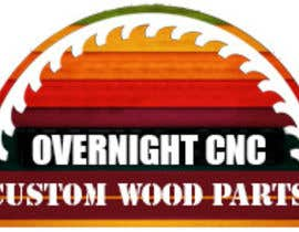 #6 for Design a Logo for Overnight CNC by chromewalkz