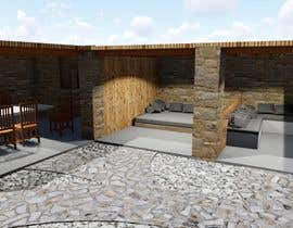 #100 cho Landscape re-design of an exterior area with Pool, Dinning, BBQ , shower and Lounge areas. bởi Shahpal555