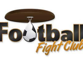 #44 untuk Design a Logo for Football Fight Club oleh jonuelgs