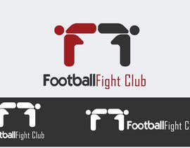 jhonlenong tarafından Design a Logo for Football Fight Club için no 2