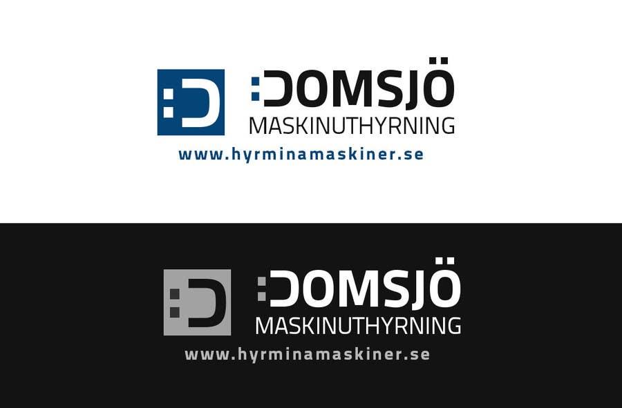 Konkurrenceindlæg #                                        6                                      for                                         Designa en logo for Örnsköldsviks nyaste uthyrnings företag