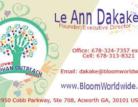 #25 for Design some Business Cards for BLOOM! by Tabitha343
