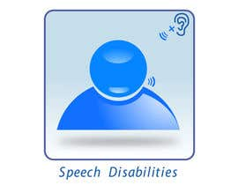 #16 for Design an Icon image for Speech Disability Category af timwilliam2009