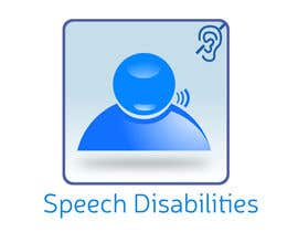 #19 for Design an Icon image for Speech Disability Category af timwilliam2009
