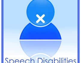 #14 for Design an Icon image for Speech Disability Category af sirajpatani