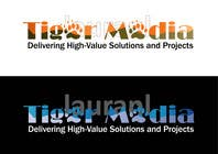 Proposition n° 84 du concours Graphic Design pour Design a Logo for Tiger Media