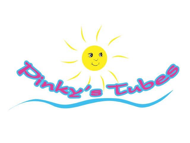 Inscrição nº 30 do Concurso para Design a Logo for River Tubing Company - Pinky's Tubes