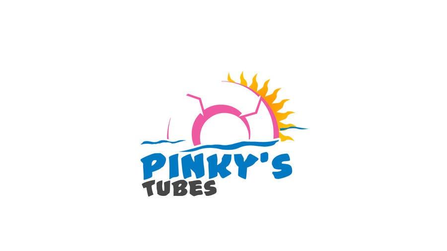Inscrição nº 28 do Concurso para Design a Logo for River Tubing Company - Pinky's Tubes
