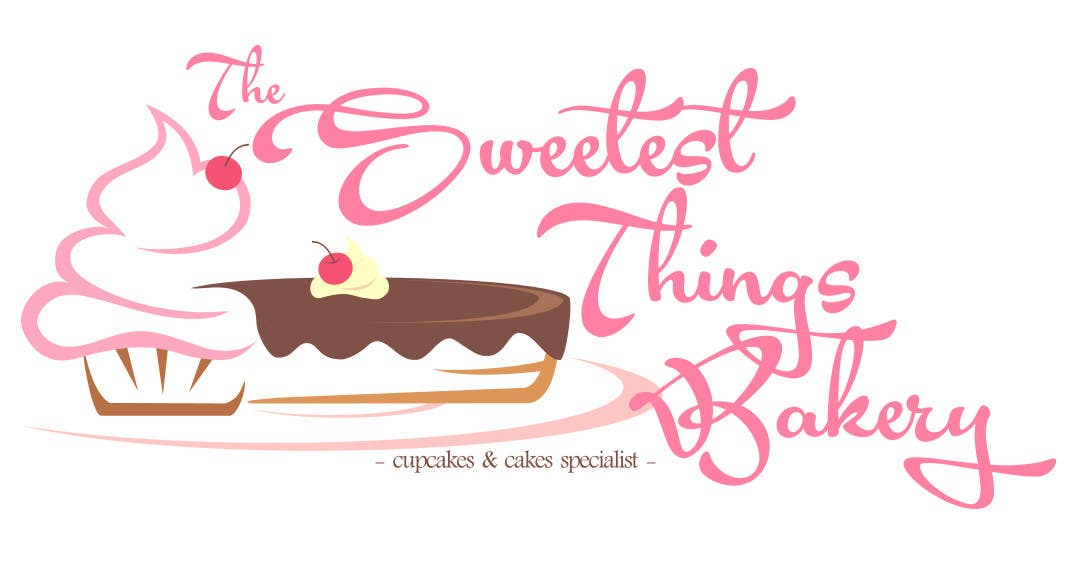 Inscrição nº 103 do Concurso para Design a Logo for The Sweetest Things Bakery