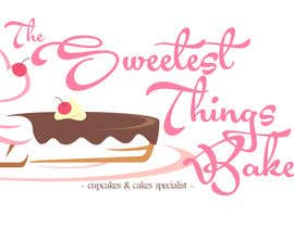 #103 for Design a Logo for The Sweetest Things Bakery by fny2works