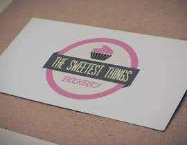 #73 for Design a Logo for The Sweetest Things Bakery af LikewiseNU