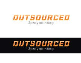 akash231091 tarafından Design a Logo for Outsourced Spraypainting için no 18