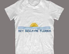 nº 38 pour Design a T-Shirt for Key Biscayne, Florida par SpiritDesigner