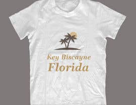 nº 47 pour Design a T-Shirt for Key Biscayne, Florida par SpiritDesigner