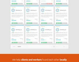 #22 cho Design a Website Mockup for HireHelp.com bởi noninoey