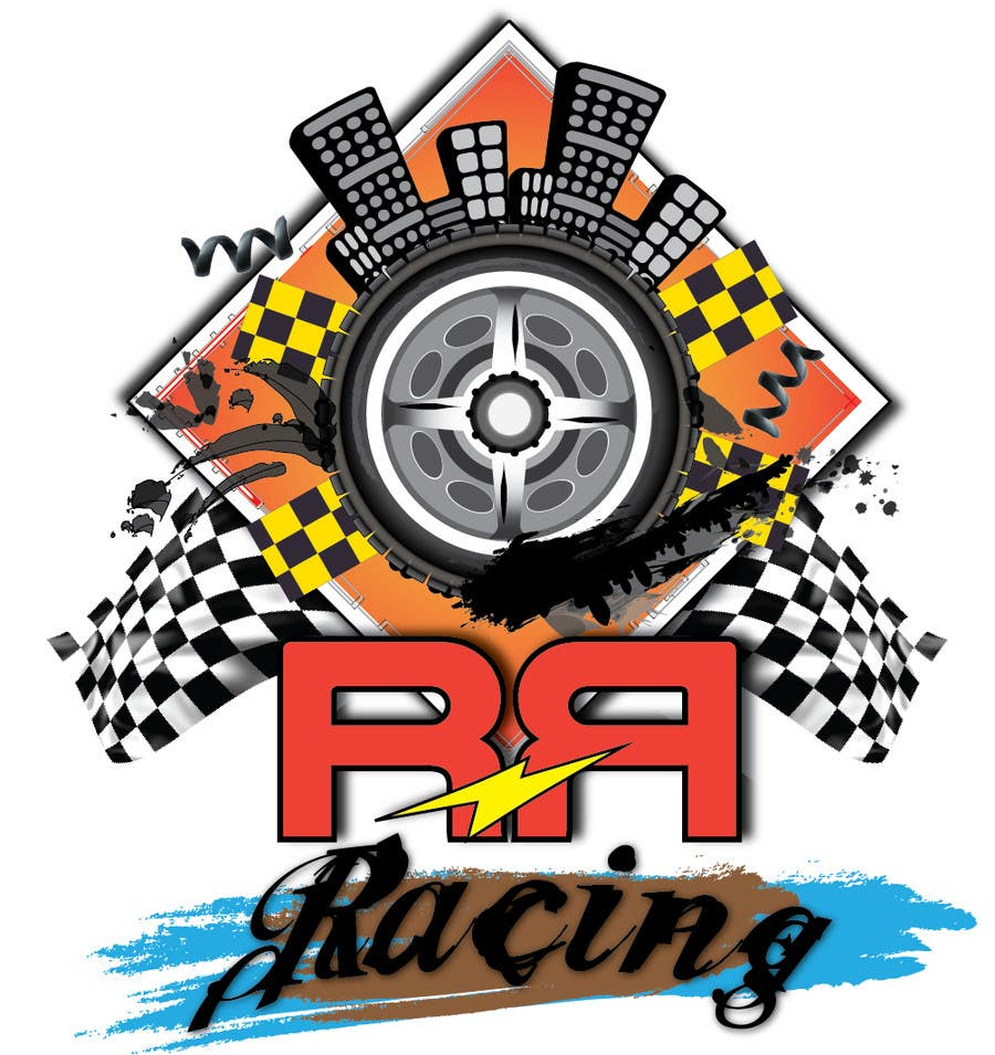 Konkurrenceindlæg #                                        25                                      for                                         Design a Logo for R & R Racing